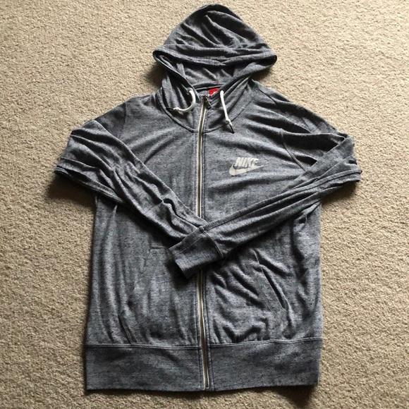 bcda1718e3e0 Nike Gym Vintage zip up. M 5a90aedd85e605978114f93b